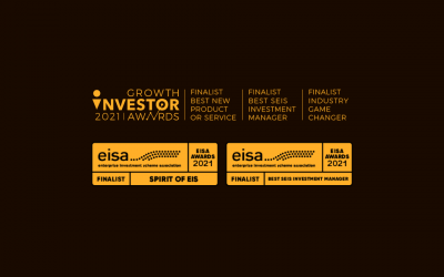 Nova Growth Capital named as finalists in 6 Investor Awards